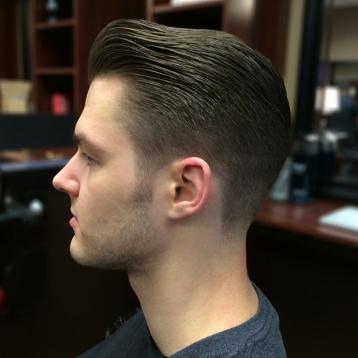 Taper Fade Straight Hair Top 30 Taper Fade Mens Haircut Styles